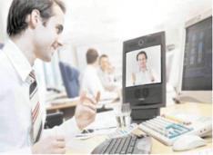 Трейдеры Коммерцбанка общаются с коллегами со всего мира используя системы TANDBERG 1000