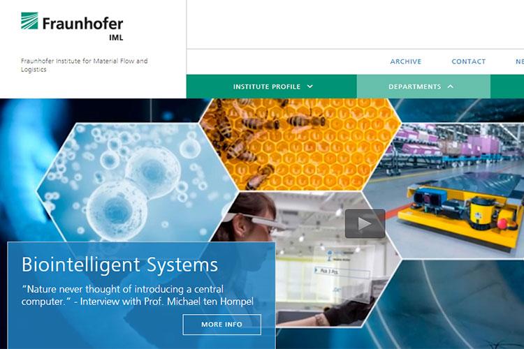 12NEWS: ant Technologies :: Fraunhover IML подтверждает соответствие  Logistics Vision Suite европейским стандартам качества