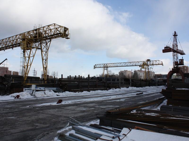 12NEWS: Топлог :: TopLog WMS управляет складом металлопроката площадью 50000 кв.м