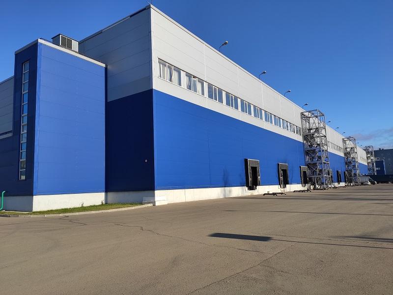12NEWS: Топлог :: Система TopLog WMS внедрена на складе компании RVi Group