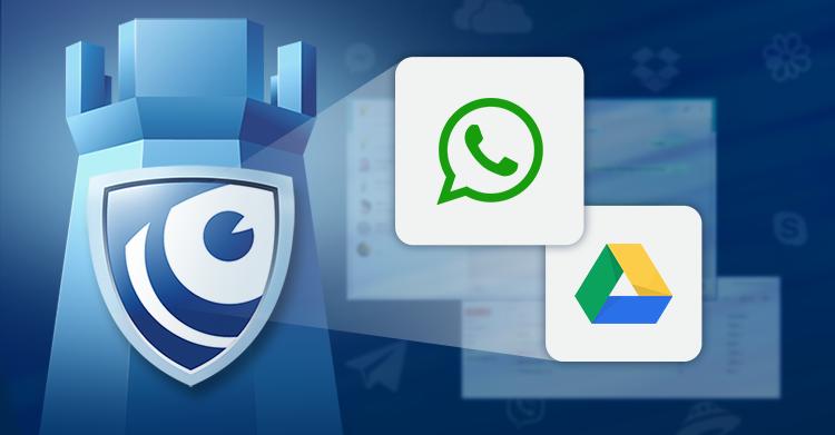 12NEWS: FalconGaze :: Разработчики Falcongaze создали технологию перехвата WhatsApp