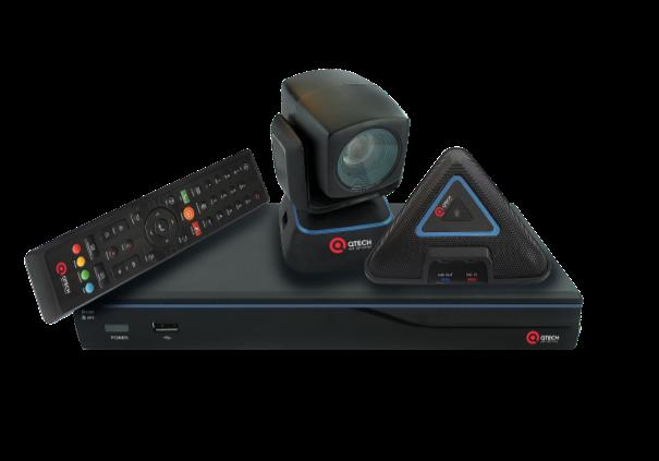 Системы видеоконференцсвязи от QTECH — эффективный инструмент деловых коммуникаций