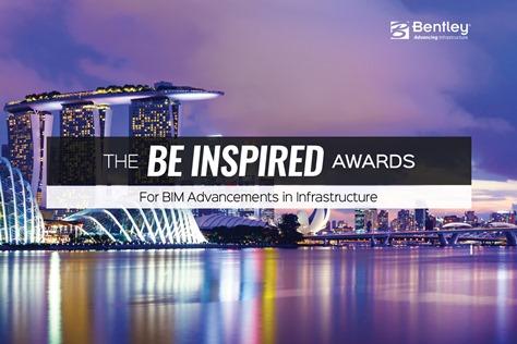 Bentley Systems объявляет о начале приема заявок на участие в конкурсе Be Inspired