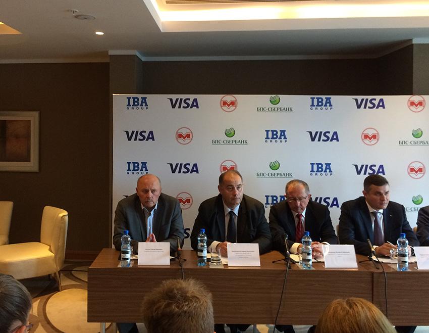 12NEWS: IBA :: АСОКП продолжает развиваться: в минском метрополитене стала доступной оплата проезда бесконтактными банковскими картами