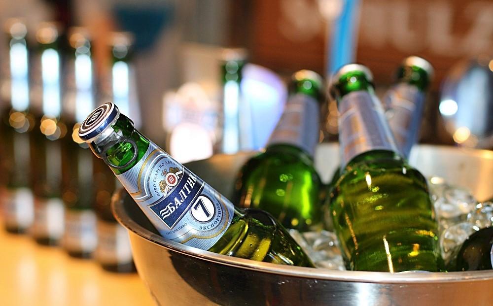 12NEWS: LogistiX :: LogistiX автоматизировала 14 складов пивоваренной компании «Балтика» за 12 месяцев