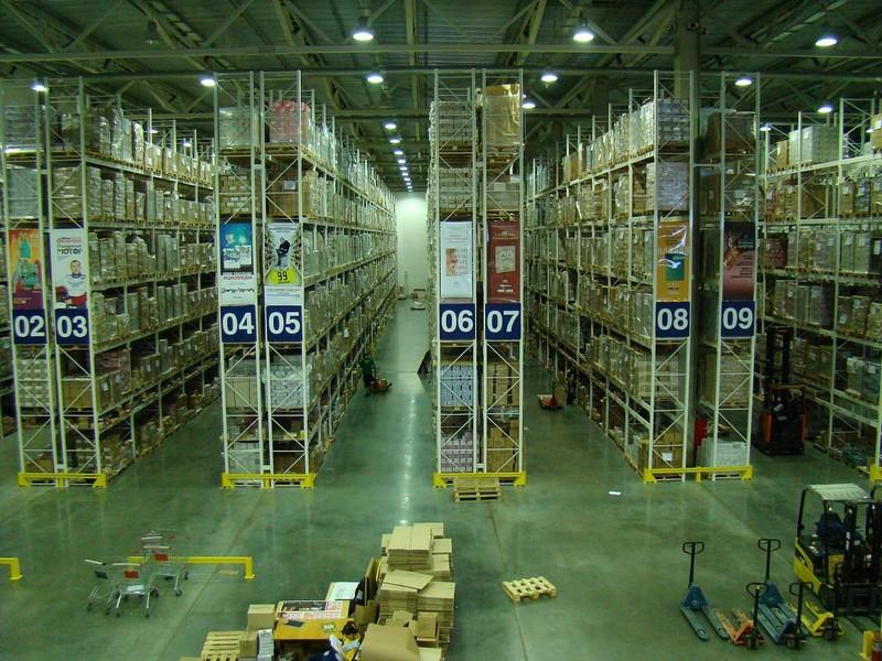 12NEWS: Топлог :: TopLog WMS интегрирована на складах холдинга «Азбука-Аттикус»