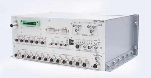 Завершена разработка универсального картографического сервера КВ-053
