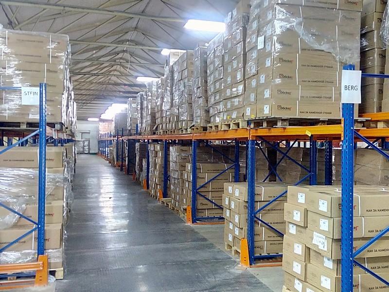 12NEWS: Топлог :: Система управления складом TopLog WMS внедрена в пик сезонных продаж на складе строительных материалов  ООО «ЭЛЕМЕНТ»