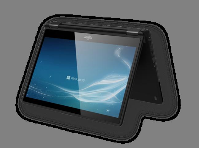 Fujitsu выпускает три новые модели планшетных компьютеров формата 2-в-1