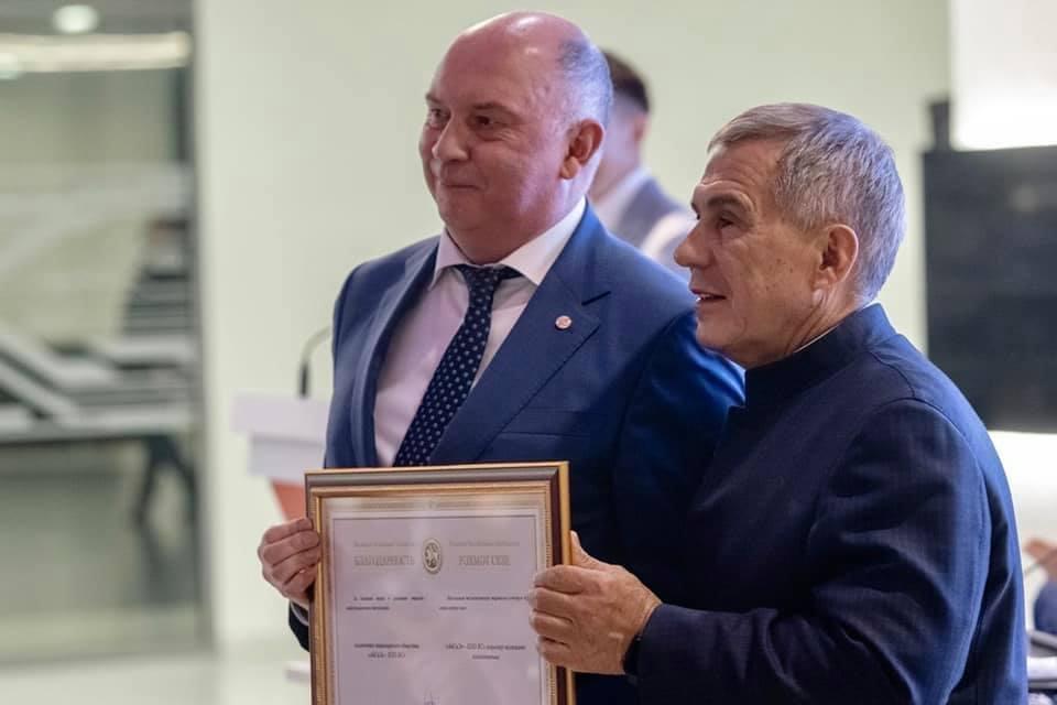 12NEWS: ICL Services :: ГК ICL получила награду за вклад в развитие ИТ-отрасли