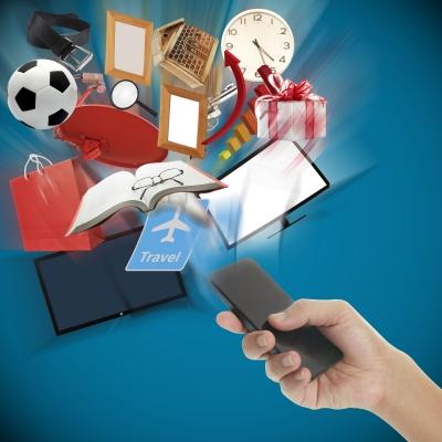 Мобильный шоппинг в России набирает обороты