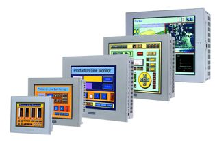 Компания Pro-face анонсирует новую серию операторских панелей GP4000