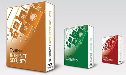 TrustPort выпускает новую версию антивирусных продуктов 2015