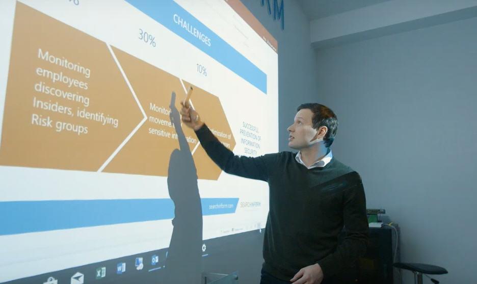 12NEWS: СёрчИнформ (SearchInform) :: Бесплатный курс для ИБ-специалистов: «Профайлинг для службы информационной безопасности»