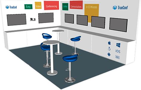 TrueConf покажет видеозвонки в сверхвысоком разрешении UltraHD на Integrated Systems Europe 2016