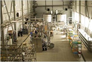 «1С:Молокозавод» на городецком заводе «МОЛОКО» - производственные процессы оптимизированы, качество обеспечено, продукцию раскупают без остатка