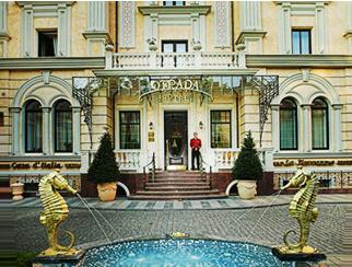 Отель «Отрада» в Одессе сокращает издержки вместе с «1С-Рарус: Управление санаторно-курортным комплексом»