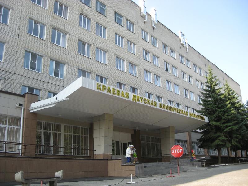 Алтайская краевая клиническая детская больница внедрила систему электронного документооборота «ДЕЛО»