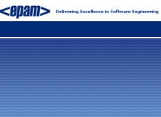 12NEWS: EPAM Systems :: ЕРАМ внедрила интерфейс получения рыночных данных на базе FAST и FIX-протокола для ЗАО ММВБ