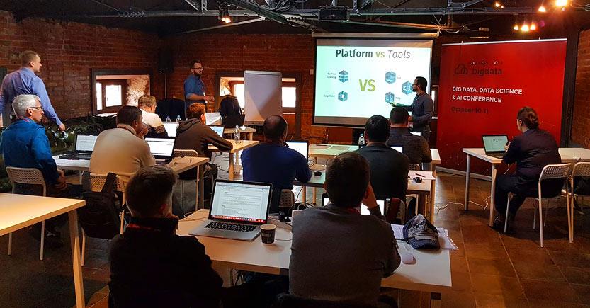 12NEWS: 12NEWS :: Обзор практических курсов на предстоящей конференции Big Data days 2019