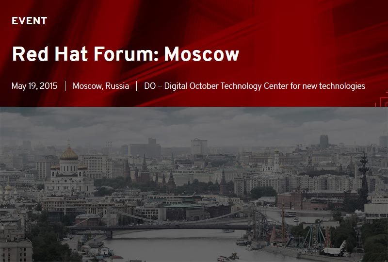 12NEWS: Red Hat :: RED HAT FORUM  2015