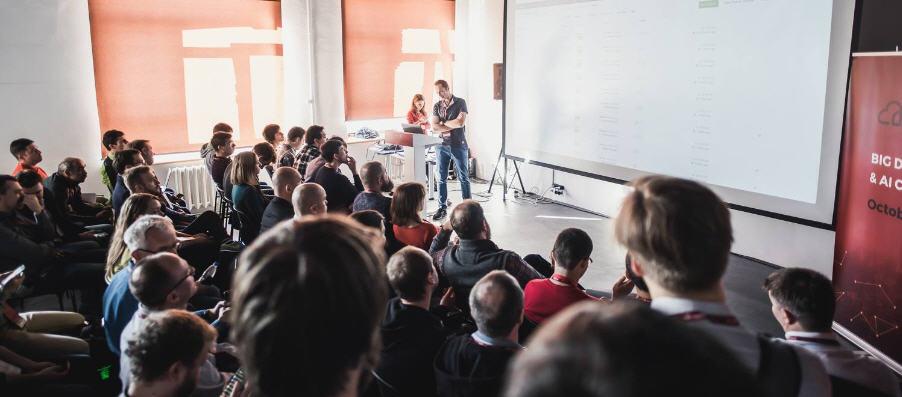12NEWS: 12NEWS :: Большие данные вокруг нас: о прошедшей конференции Big Data Moscow 2018 и о будущем больших данных