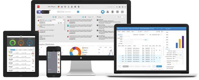 Новый локализованный релиз одной из лучших ERP систем Infor CloudSuite Industrial доступен российским промышленным предприятиям