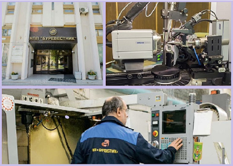 12NEWS: Фронтстеп СНГ :: В АО НПП «Буревестник» запущена в промышленную эксплуатацию система управления ходом производства