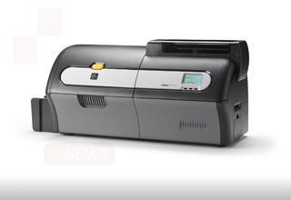 12NEWS: АТОЛ :: Карточный принтер Zebra® ZXP Series 7™: в интересах бизнеса