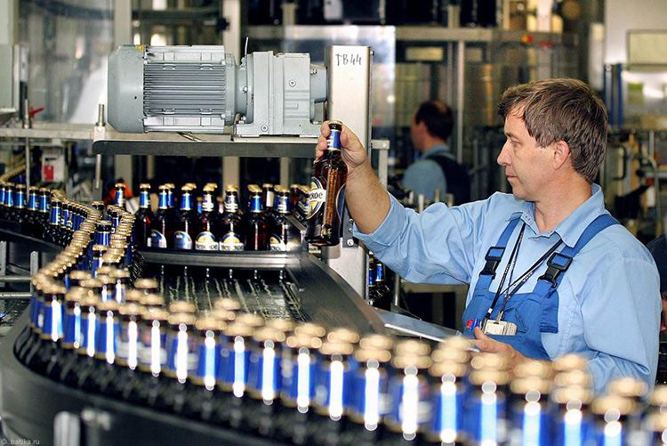 Для «Балтики» разработано мобильное приложение для контроля качества продукции в торговых точках